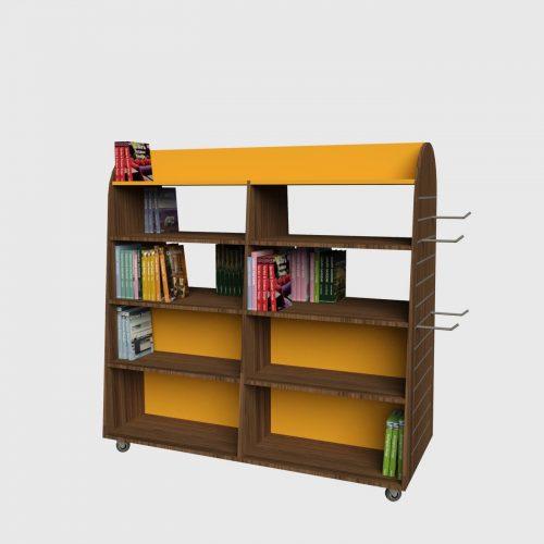Εξοπλισμός καταστημάτων βιβλιοπωλείου διακόσμηση βιβλιοπωλείου επιπλώσεις καταστηματος έπιπλα