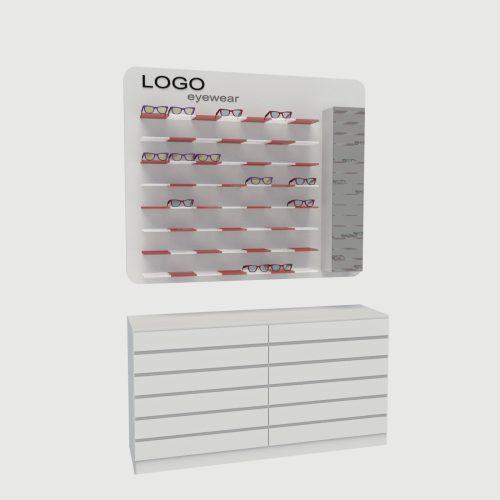 optika καταστήματα διακόσμηση design