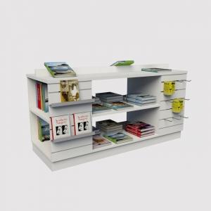 Έπιπλο για βιβλία βιβλιοπωλείο βιτρίνα έπιπλο βιβλίων προβολή ράφια εξοπλισμός