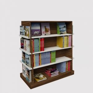 Γόνδολα ραφιέρα βιβλίων έπιπλα καταστημάτων εξοπλισμός βιβλιοπωλείου