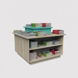Εκθετήριο βιβλίων epipla gia vivliopolio προβολή βιβλίων επιπλώσεις έπιπλα καταστημάτων