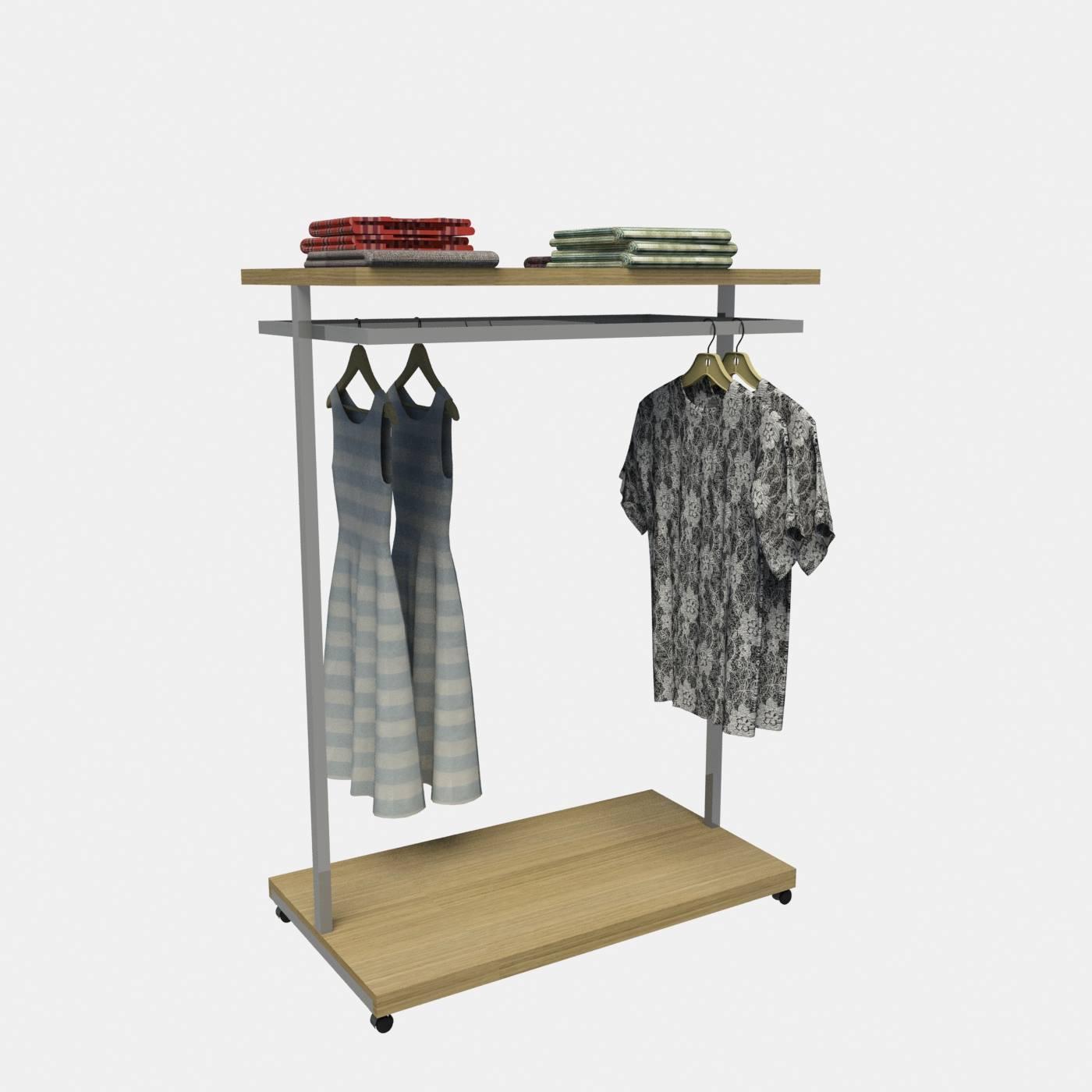 bdec7c5954c Σταντ ένδυσης εξοπλισμός καταστημάτων ρούχων ενδυμάτων μεταλλικά σταντ  καταστήματος