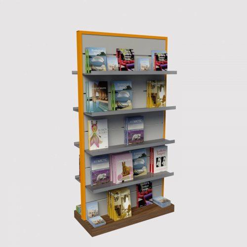 Σταντ βιβλίων προβολή βιβλίου stand για βιβλία επίππλωση και έπιπλα καταστήματος βιβλιοπωλείου
