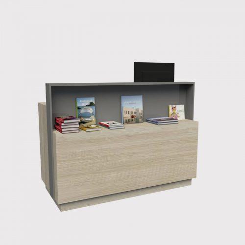 Ταμείο βιβλιοπωλείου έπιπλα καταστημάτων εξοπλισμός για καταστήματα βιβλίων