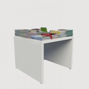 Τραπεζάκι βιβλίων έπιπλα βιβλιοπωλείου επιπλώσεις καταστημάτων εξοπλισμός για βιβλία