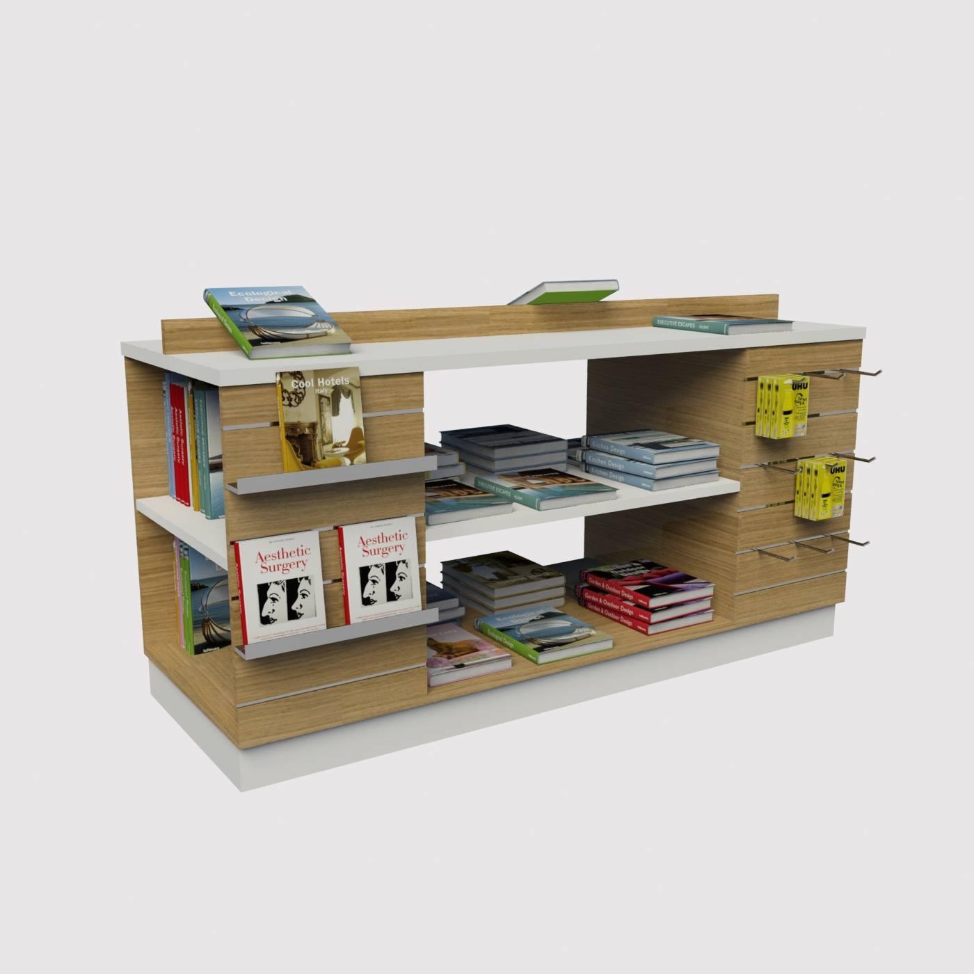 έπιπλα για βιβλιοπωλεία design έπιπλα για βιβλία προβολή διακόσμηση καταστήματος βιλιοπωλείου