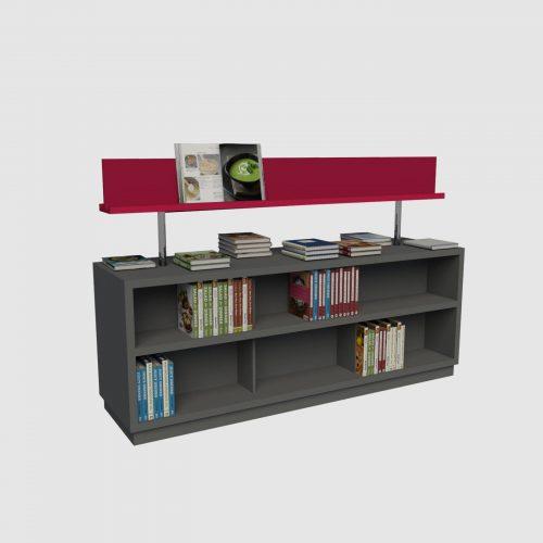 επίπλωση βιβλιοπωλείου έπιπλο βιβλίων γόνδολα βιβλιοπωλείου σταντ βιβλίων για βιβλιοπωλεία