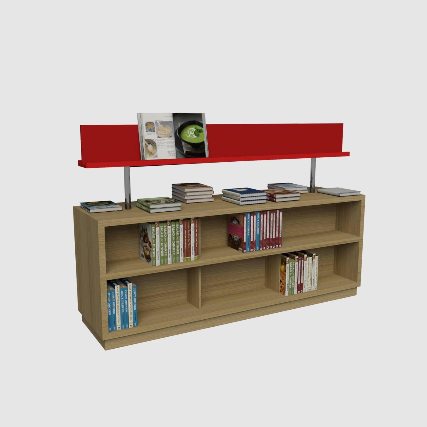 Πάγκος βιβλιοπωλείου εκθετήριο έπιπλα για βιβλιοπωλείο έπιπλο για βιβλία ραφιερα