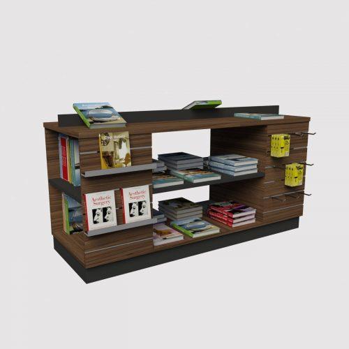 ράφια για βιβλιοπωλείο σλατ έπιπλο βιβλία προβολή βιβλίου ραφιέρα γόνδολα τραπέζι βιβλιοπωλείου έπιπλα καταστημάτων