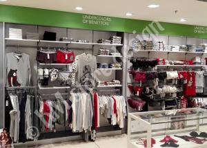 Μονάδα ένδυσης Benetton hondos center Αιγάλεω μονάδες ρούχων