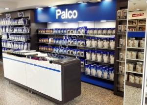 Ανακαίνιση corner εσωρούχων Palco στο Notos Galleries της ομόνοιας