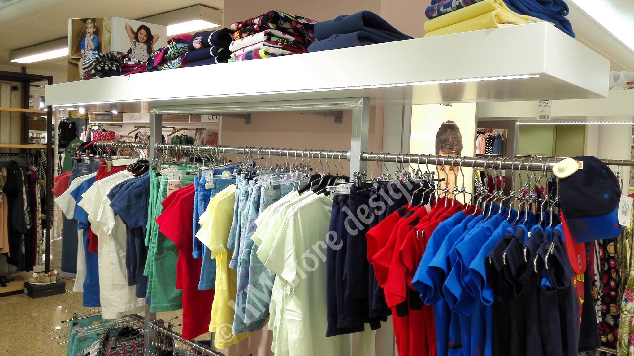 bf1ed3ebd Κεντρικά Στάντ Μονάδες ρούχων Hondos Center Περιστέρι - Επιπλώσεις ...
