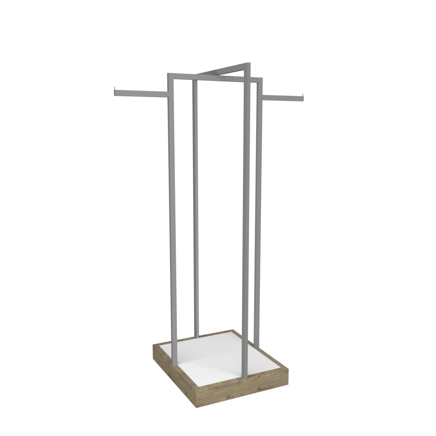 1876ea4d62d Σταντ σταυρός κρέμασης - KM store design - Έπιπλα Σταντ Καταστημάτων