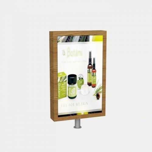 Lightbox βιτρίνας