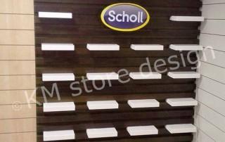 Εταιρικά σταντ Scholl