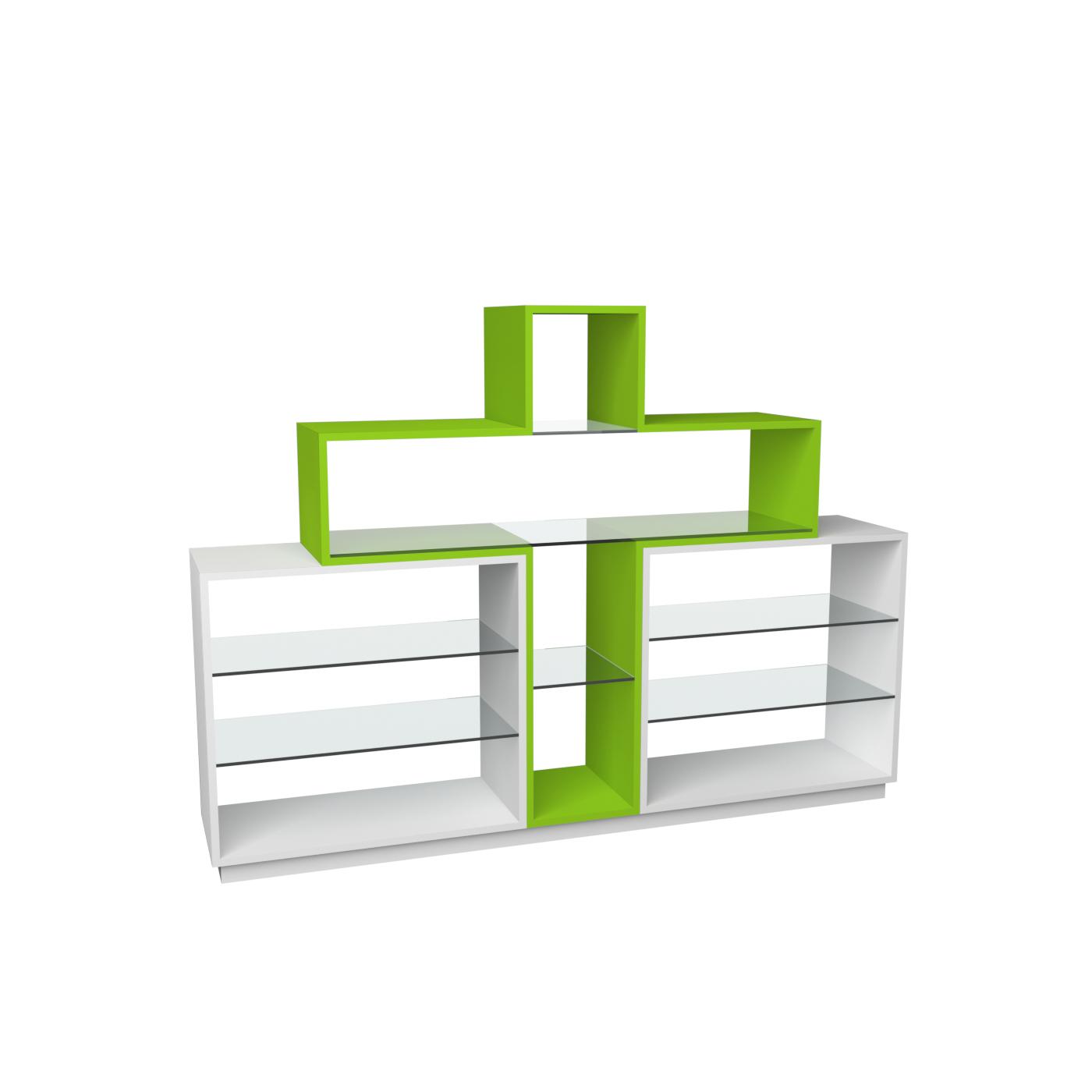 ραφιέρα ειδική κατασκευή φαρμακείων