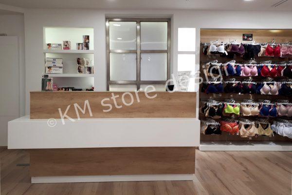 ειδικές κατασκευές για καταστήματα