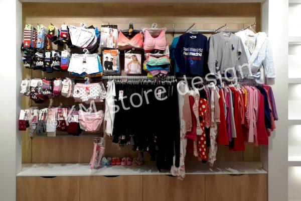μονάδες ρούχων για καταστήματα