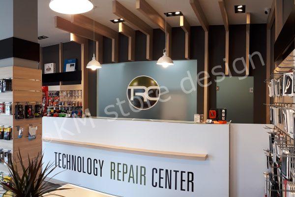 technology repair center Νέα μάκρη