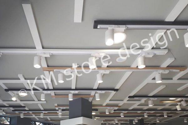 δοκίδες οροφής ξύλινες