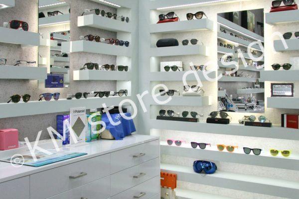 κατάστημα οπτικών Παγκράτι