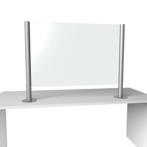 Διαχωριστικό Panel Plexiglass 13-004