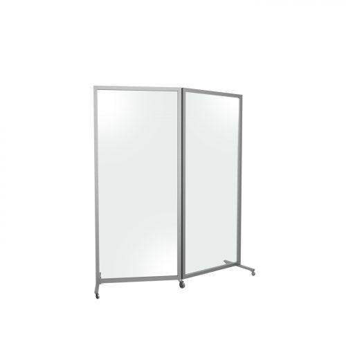 Panel Plexiglass Τροχήλατο 13-006