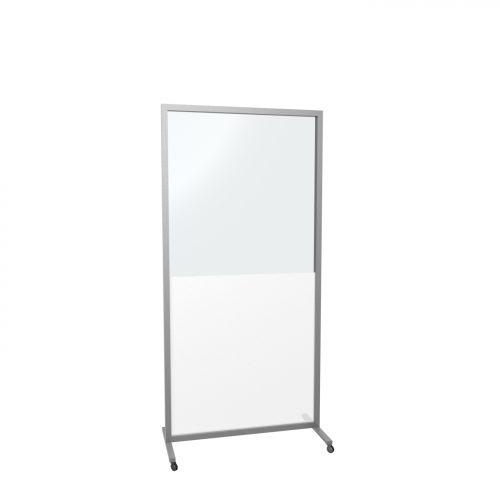 Panel Plexiglass με ρόδες 13-005