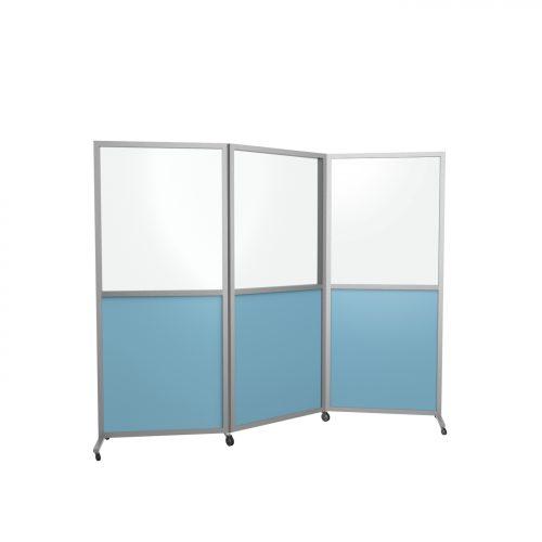Panel Plexiglass πτυσσόμενο 13-007