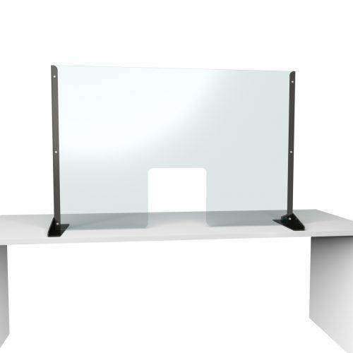 Plexiglass με τρύπα 13-008