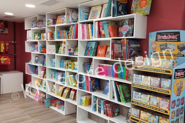 Βιβλιοθήκη Παιδικού Τμήματος Δαναός