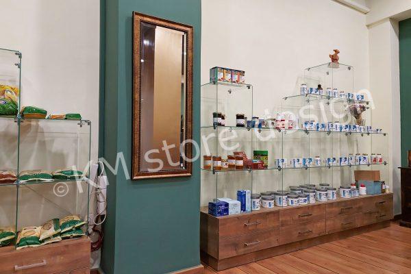 Εξοπλισμός Καταστήματος Emedi Biopharmacy