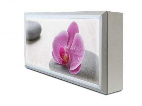 Εκθεσιακό light box
