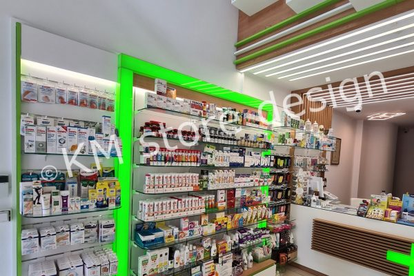 Κατασκευές Φαρμακείου στο Π.Φάληρο