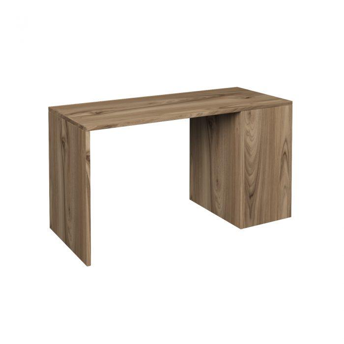 Γραφείο με συρταριέρα ξύλινο όψη